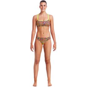 Funkita Bibi Banded bikini Dames bont